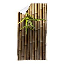 Bamboo Wall Beach Towel