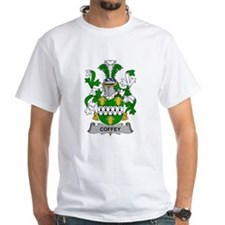Coffey Family Crest T-Shirt
