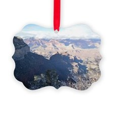 South Rim Grand Canyon Overlook Ornament