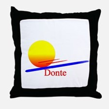 Donte Throw Pillow