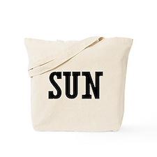 SUN - Sunday Tote Bag