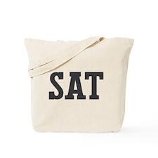 SAT - Saturday Tote Bag