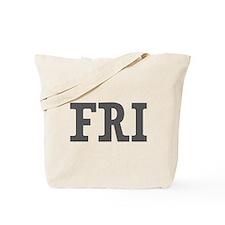 FRI - Friday Tote Bag