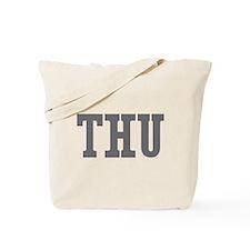 THU - Thursday Tote Bag