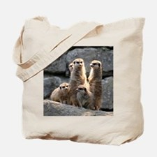 Meerkat027 Tote Bag