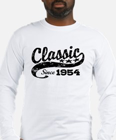 Classic Since 1954 Long Sleeve T-Shirt