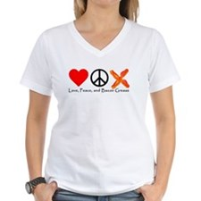 Love Peace and Bacon Grease T-Shirt
