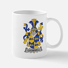 Cromwell Family Crest Mugs