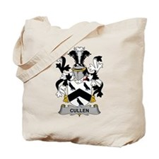 Cullen Family Crest Tote Bag