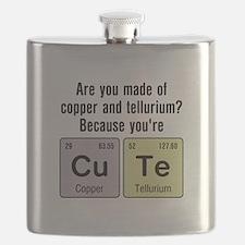 Cu Te (Cute) Chemistry Flask