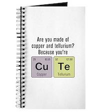Cu Te (Cute) Chemistry Journal