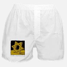 Yom HaShoah Boxer Shorts