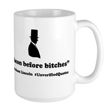 Bacon Before Bitches Mugs