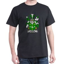 Curtin Family Crest T-Shirt