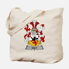 Daly Family Crest Tote Bag