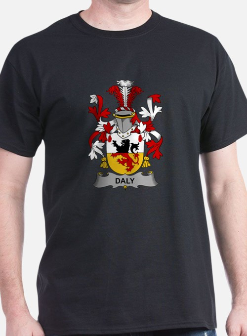 Daly Family Crest T-Shirt