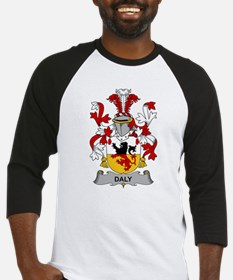 Daly Family Crest Baseball Jersey