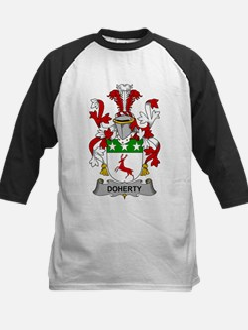 Doherty Family Crest Baseball Jersey