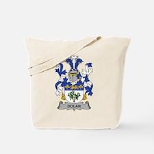 Dolan Family Crest Tote Bag