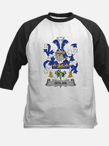 Dolan Family Crest Baseball Jersey