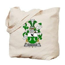 Donohue Family Crest Tote Bag