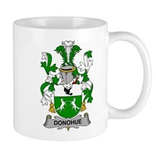 Donohue Family Crest Mugs