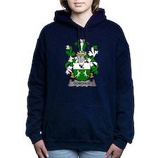Donohue Family Crest Hooded Sweatshirt