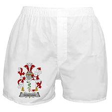 Donovan Family Crest Boxer Shorts