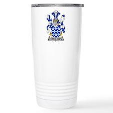Dorsey Family Crest Travel Mug