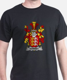 Downey Family Crest T-Shirt