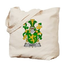 Duffy Family Crest Tote Bag