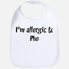 Allergic to Pho Bib