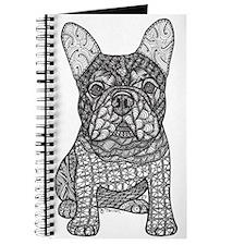 My Love- French Bulldog Journal