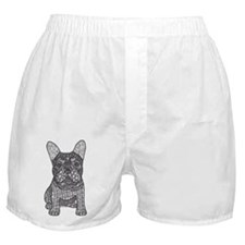 My Love- French Bulldog Boxer Shorts