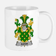 Eaton Family Crest Mugs