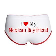 Love My Mexican Boyfriend Women's Boy Brief