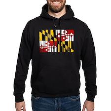Maryland Flag Hoodie