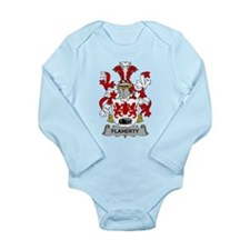 Flaherty Family Crest Body Suit