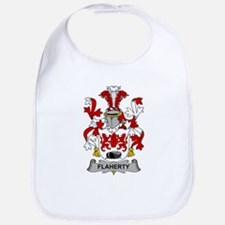 Flaherty Family Crest Bib