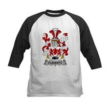 Flaherty Family Crest Baseball Jersey