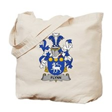 Flynn Family Crest Tote Bag