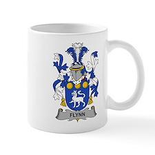 Flynn Family Crest Mugs