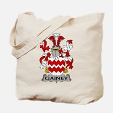 Gainey Family Crest Tote Bag