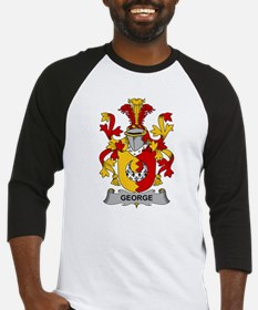 George Family Crest Baseball Jersey