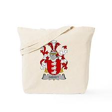 Gibney Family Crest Tote Bag