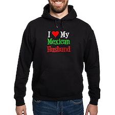 Love My Mexican Husband Hoodie