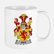 Hale Family Crest Mugs