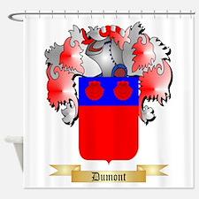Dumont Shower Curtain