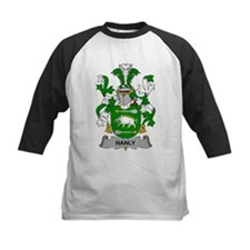 Hanly Family Crest Baseball Jersey