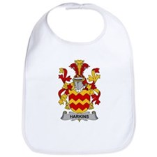 Harkins Family Crest Bib